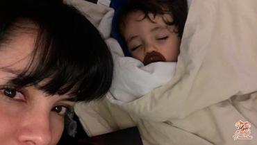 Volando con bebes – Flying with babies